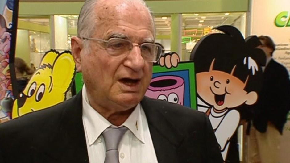Haribo-Patriarch Hans Riegel verstorben