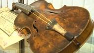 """""""Titanic""""-Geige wird versteigert"""