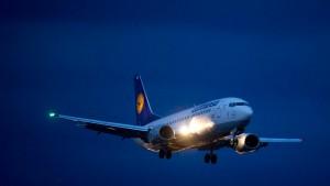 Lufthansa-Maschine kehrt nach Tegel zurück