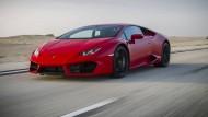 Will beherrscht werden: Neuer Lamborghini Huracán mit nur einer angetriebenen Achse.