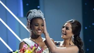 Angolanerin wird Miss Universe 2011