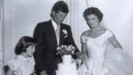 Kennedys Hochzeitsfotos versteigert