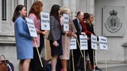 Klage zum Abtreibungsverbot in Nordirland abgewiesen