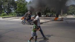 USA nach Entführung von Missionaren in Kontakt mit Behörden in Haiti