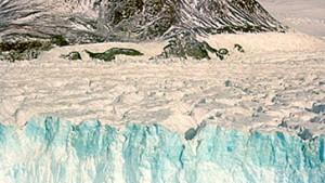 Eisschmelze im Südpolarmeer treibt Klima im Norden an