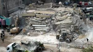 Mindestens 14 Tote bei Einsturz von Hochhaus in Kairo