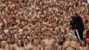 Über 5000 Nackte vor Oper von Sydney