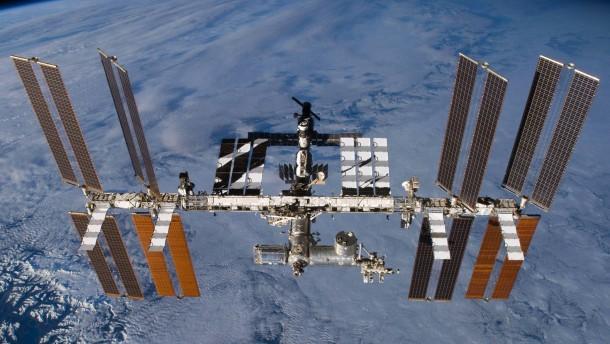 ISS teilweise evakuiert