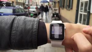 Eine Woche mit der Apple-Watch
