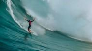 Die Welle seines Lebens