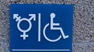 Intergeschlechtliche Menschen haben es im Alltag mit zahlreichen Problemen zu tun (Archivbild).