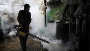 Nun auch Zika-Erkrankungen in Südostasien