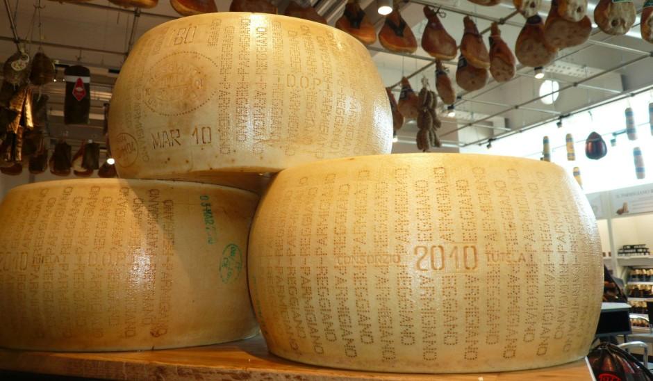 Es gibt immer Alternativen, zum Beispiel Käse aus traditioneller Herstellung.
