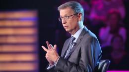 """Günther Jauch geht es trotz Corona-Infektion """"gut"""""""