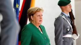 Merkel: Infektionszahlen in Europa sind besorgniserregend