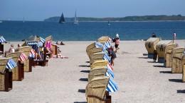 Günther rechnet mit Tourismus in Schleswig-Holstein an Ostern