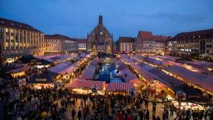 Nürnberg sagt berühmten Christkindlesmarkt ab