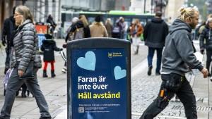 Schwedens Sonderweg ist kein Vorbild