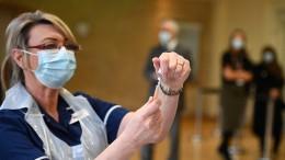 """Astra-Zeneca auch bei älteren Menschen """"hochwirksam"""""""