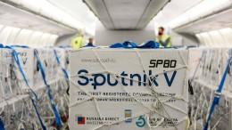 Kretschmer: Deutschland bestellt 30 Millionen Dosen Sputnik V