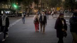 Katalonien erwägt Ausgangssperre an Wochenenden