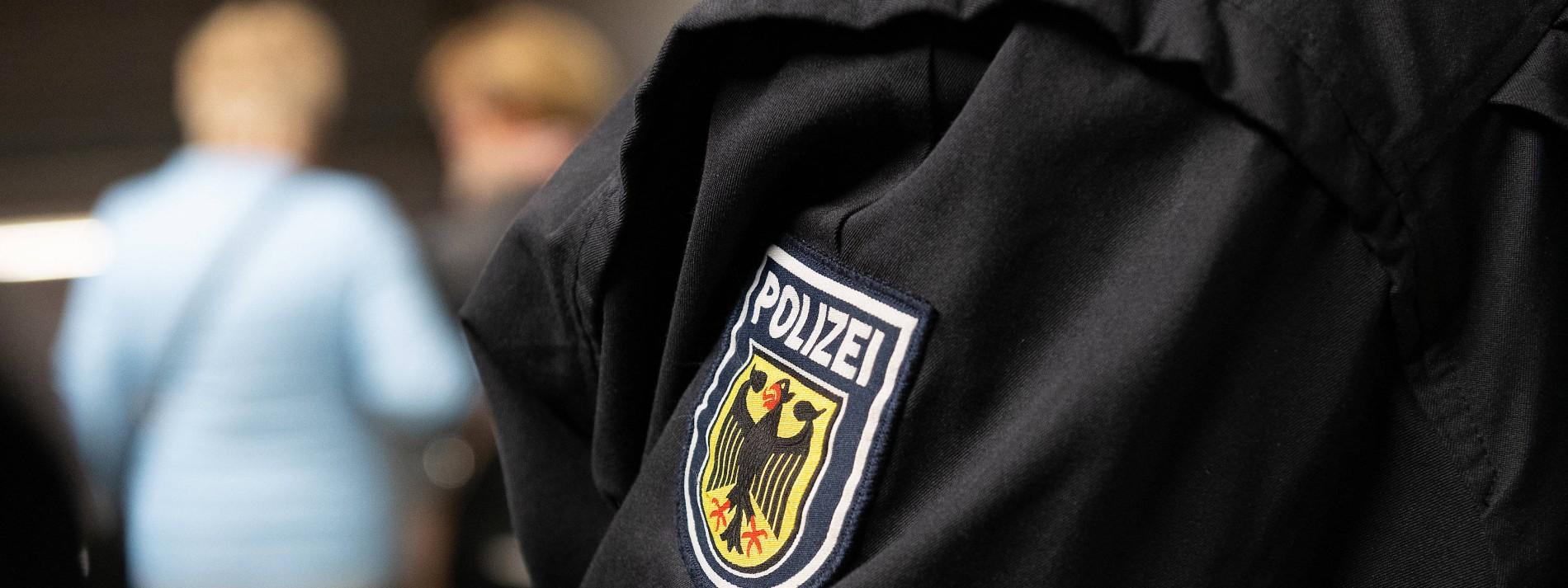 Bundespolizist wegen Einbruchs in Untersuchungshaft