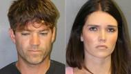 Verdächtig: Grant Robicheaux und seine Freundin Cerissa Riley