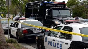 Fünf Tote bei Amoklauf in Kalifornien