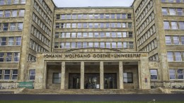 Uni Frankfurt wehrt sich nach Vorwürfen