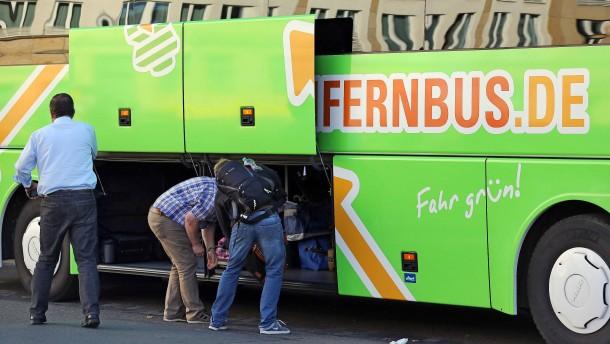 Flixbus sagt Drogenkurieren den Kampf an