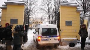 Heckenschütze tötet Chef der russischen Mafia