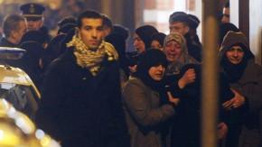 Belgium Mosque Attack