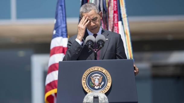 Obama: Diese Tragödie reißt Wunden auf