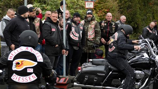 Eine Trauerfeier als Machtdemonstration