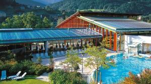 """Jahrelang gab es in der Watzmann-Therme in Berchtesgaden den """"Einheimischentarif"""". Ein Österreicher klagte nun erfolgreich dagegen."""