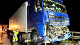 Fast drei Jahre Haft für Lastwagenfahrer