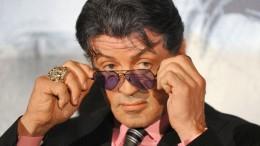 Schwere Belästigungsvorwürfe gegen Sylvester Stallone