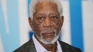 Oscar-Preisträger Morgan Freeman: Hat er Frauen sexuell belästigt?
