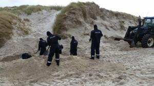 Angeklagter gesteht Tötung eines Flüchtlings auf Amrum