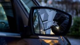Zahl der Autodiebstähle auf Rekordtief