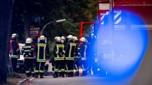 Polizei findet weiteren Sprengstoff in Wohnung von 68-Jährigem