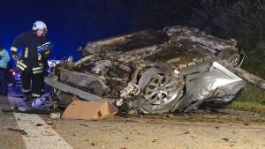 Polizei ermittelt nach Steinwurf wegen versuchten Mordes