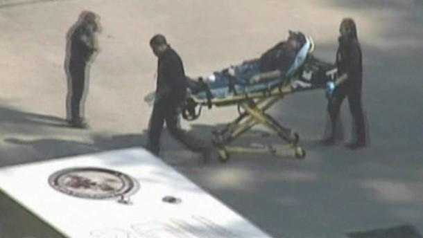 Verletzte bei Schießerei an College