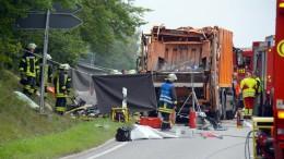 Ein Jahr Haft auf Bewährung für Müllwagenfahrer