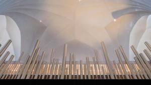 Brausen und säuseln für Bach und Cage