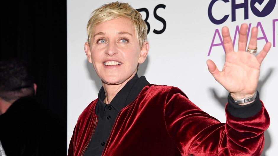 """Bye, bye """"Ellen""""-Show: Nach 19 Jahren und 19 Staffeln beendet Ellen DeGeneres ihre eigene Talkshow."""