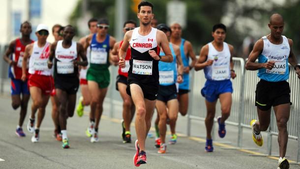 So fühlt sich ein Marathon an