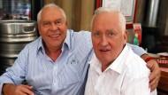 Zwillingsbrüder finden nach fast 70 Jahren wieder zusammen