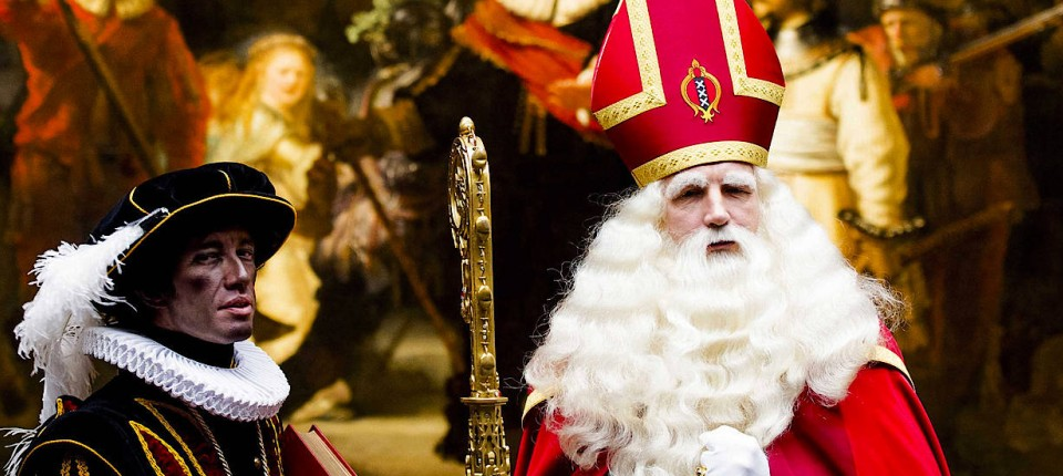 Rassismus an Weihnachten: Zwarte Piet der Niederländer