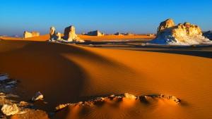 Mr. Peters Weg ins Große Sandmeer